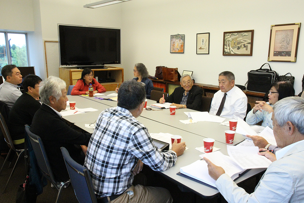 TBC Coordinating Committee of Volunteer's Event