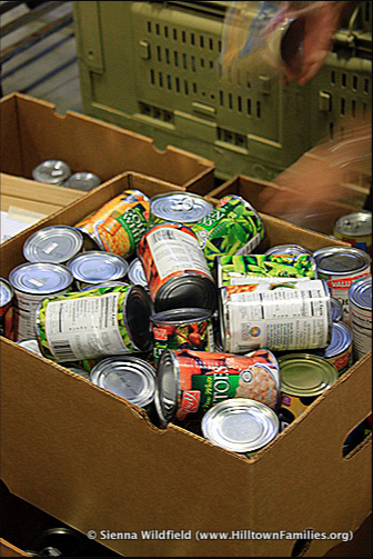 Food Drive – Sept. 9th – Oct 21st, 2018