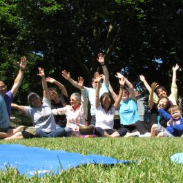 yoga camp green acres