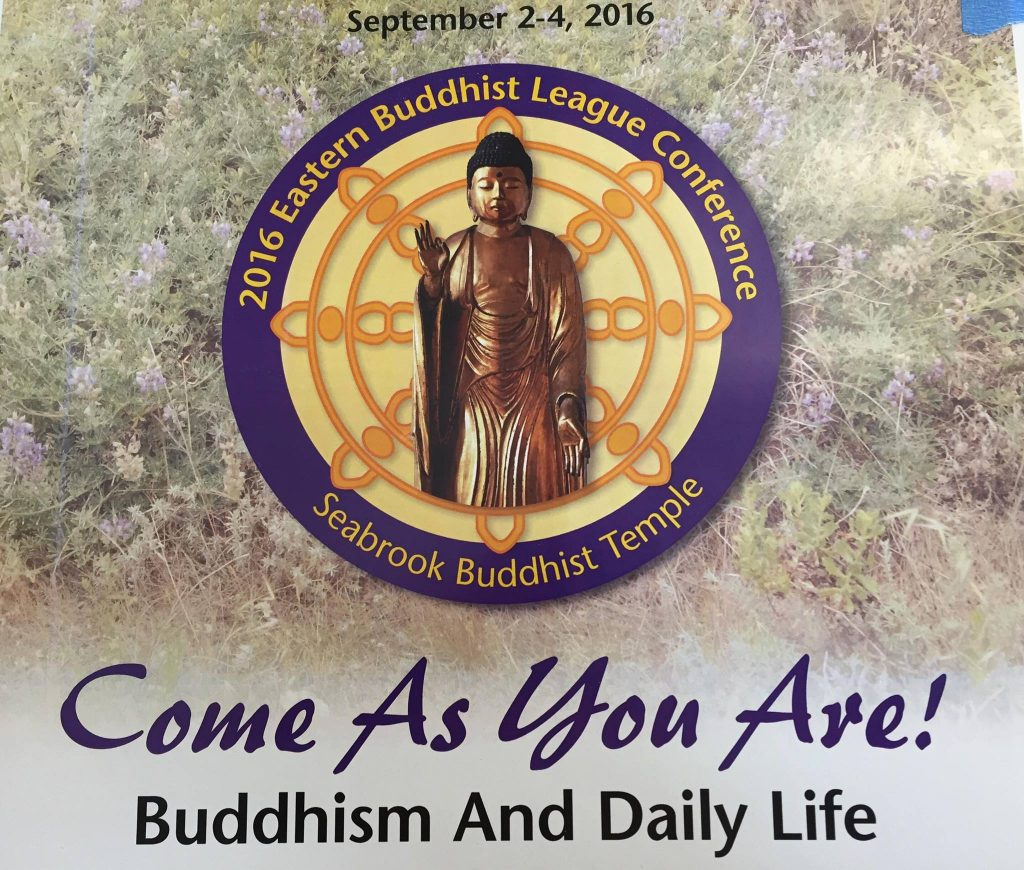 Eastern Buddhist League Conference