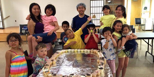Kids Sangha Annual Sleep Over