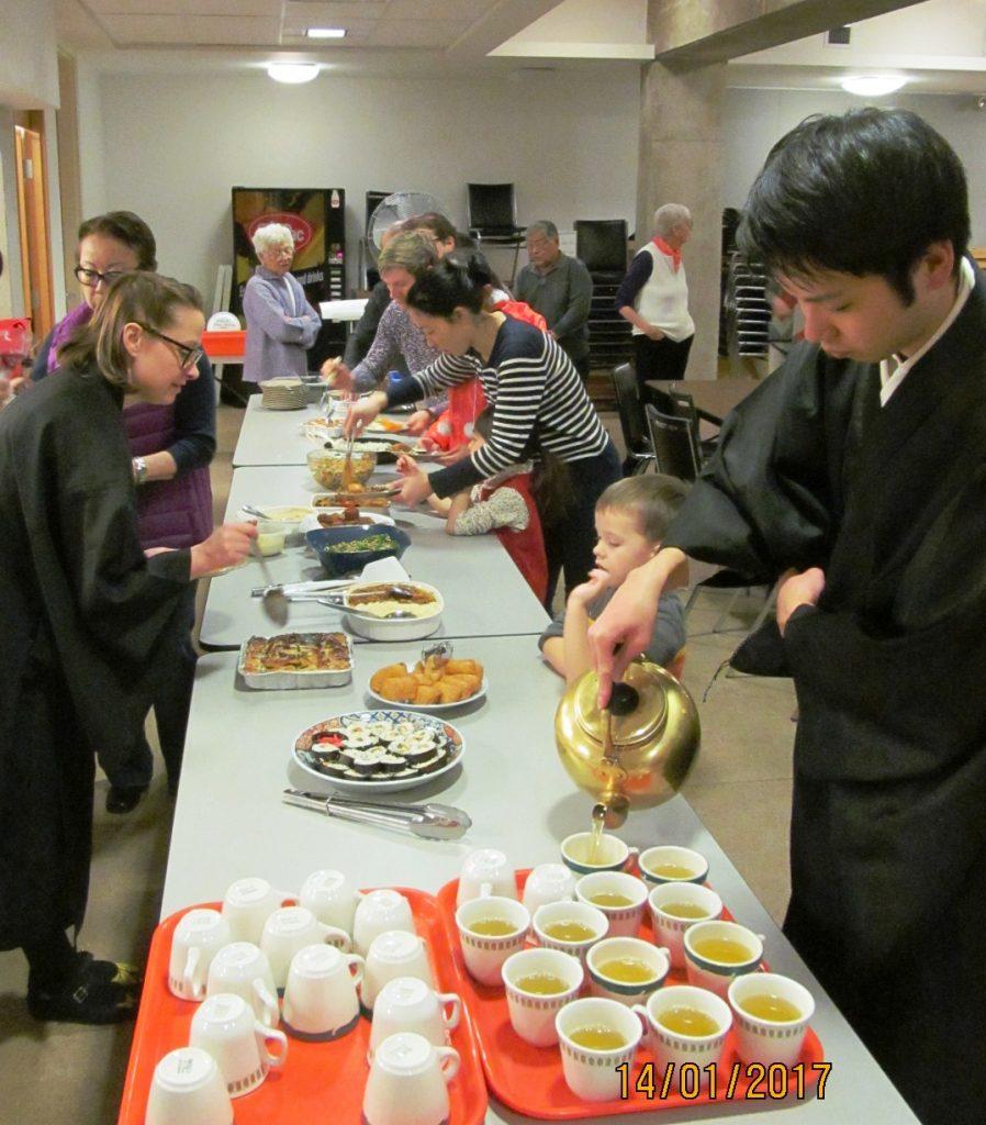 Hoonko & New Year's Social