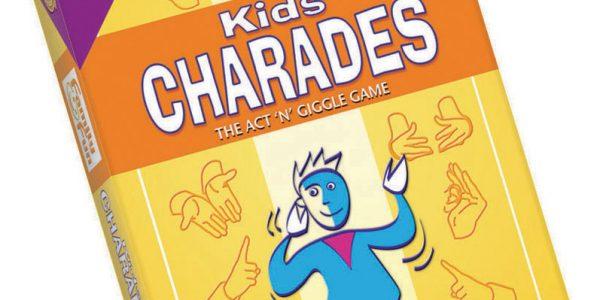 Games:  Buddhist Word Puzzles, Charades & Bingo