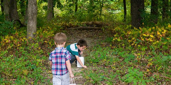 Nature Walk / Outdoor Scavenger Hunt