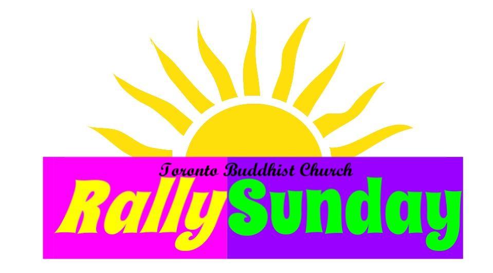 Rally Sunday – September 9, 2018