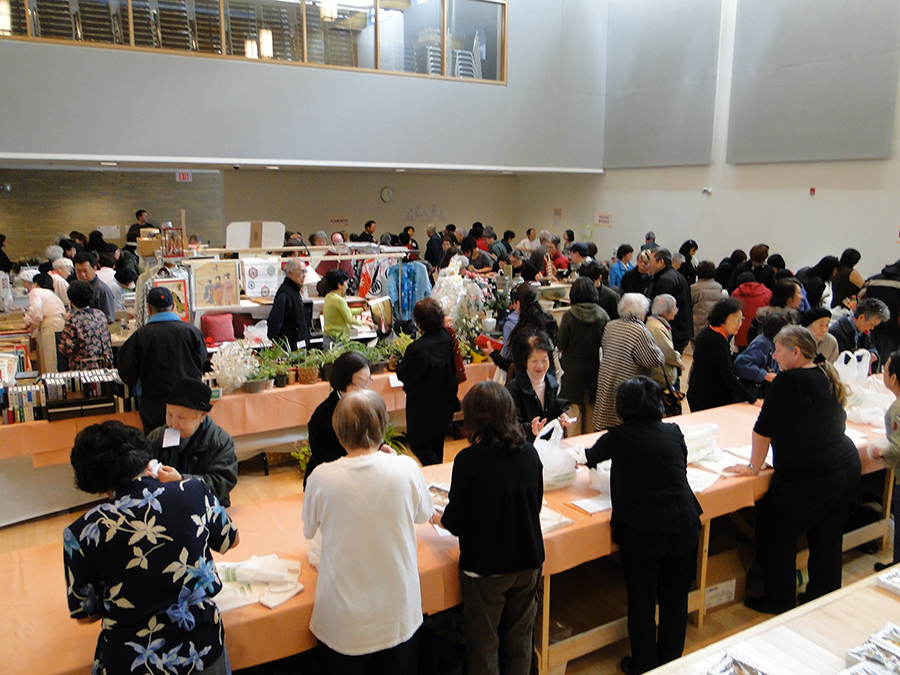 Toronto Buddhist Church 2018 Annual Bazaar