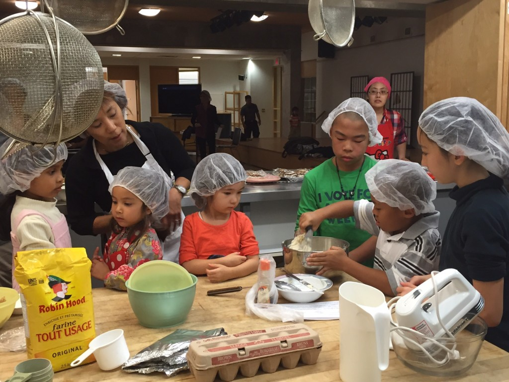 Inspired by Kid's Sangha – Giving