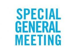 Special Annual General Meeting