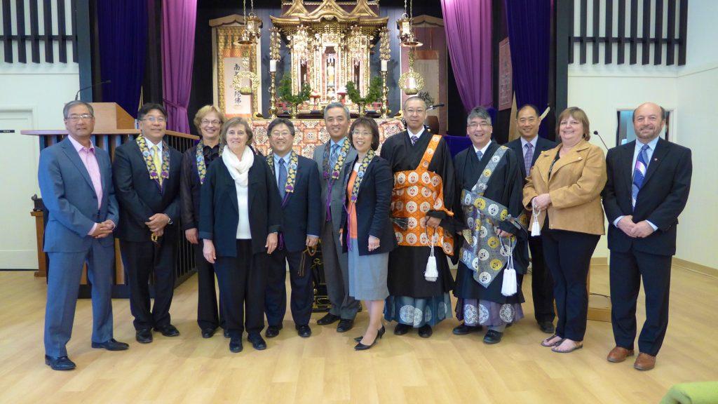 Jodo Shinshu Buddhist Temples of Canada – AGM 2016