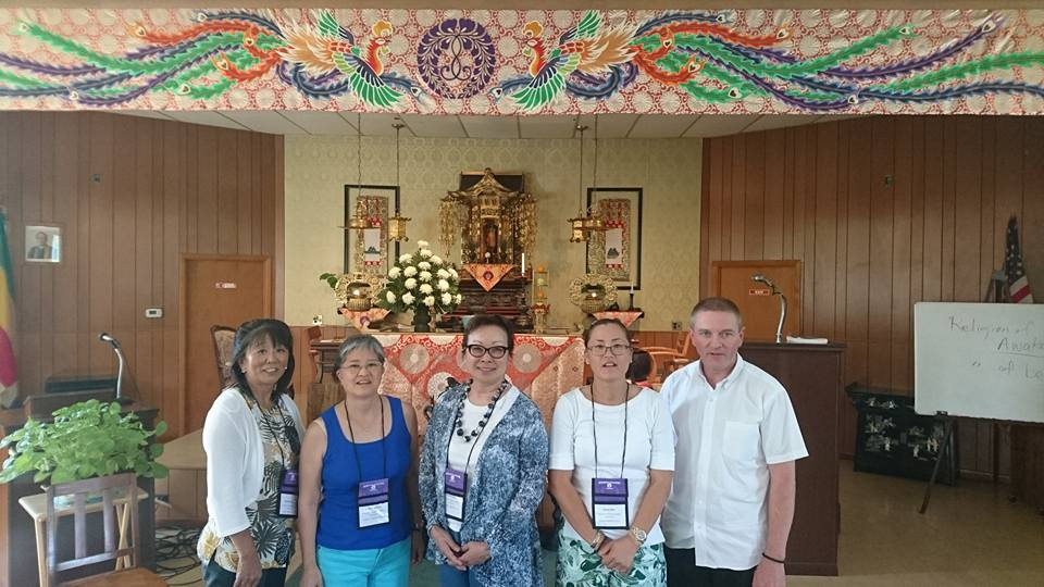 Eastern Buddhist League Conference 2016