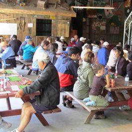 TBC Picnic at Camp Green Acres - June 2016
