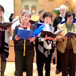 Choir  - March 2016