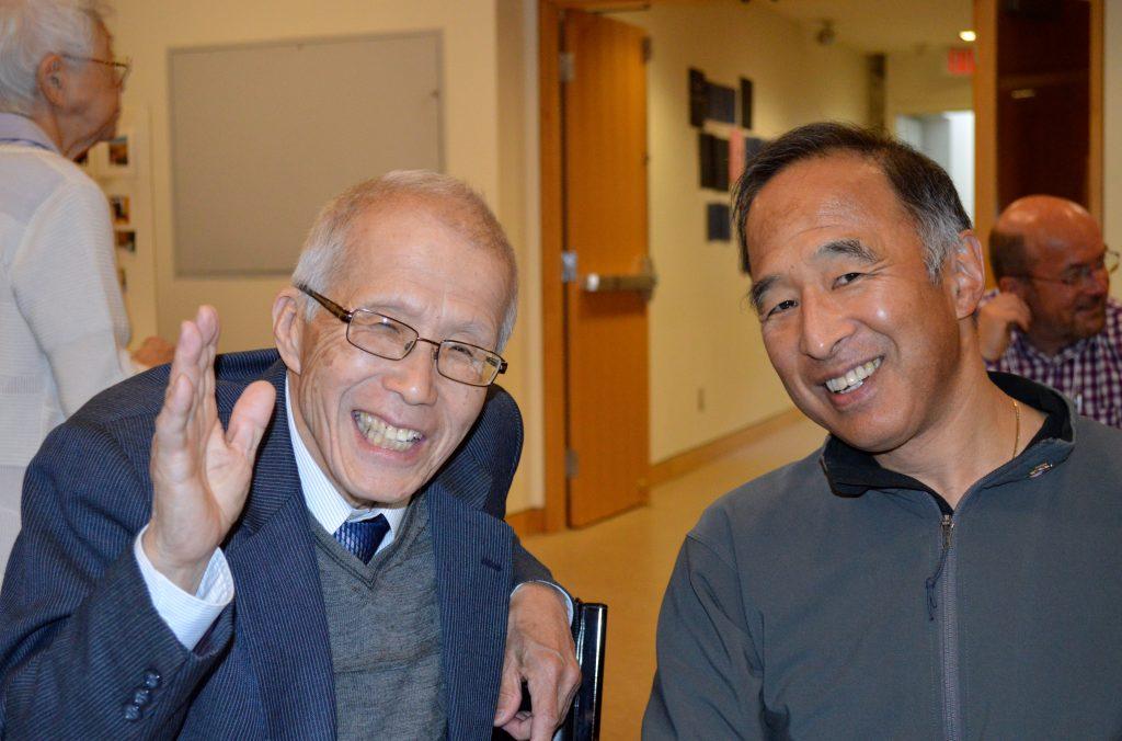 Listen to Rev. Yasuo Izumi's Dharma Talk April 12, 2020