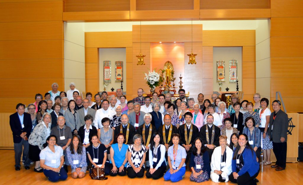 Eastern Buddhist League Conference – Sept. 2018